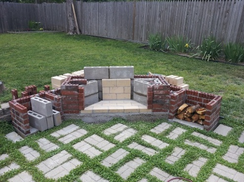 6 weeks to an outdoor fireplace, here we go...-view-1.jpg