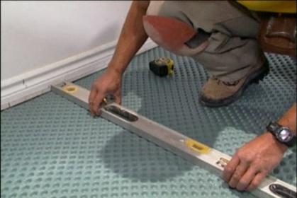 Awesome Basement Floor Underlayment Best Laminate Flooring In