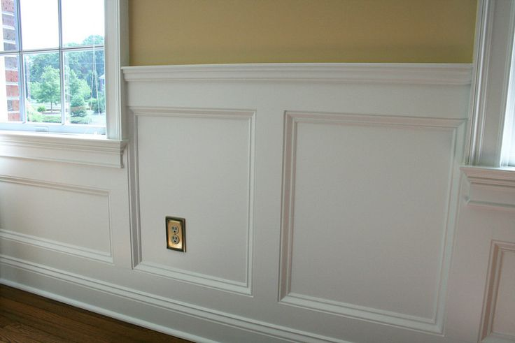 how easy to install wainscoting carpentry diy. Black Bedroom Furniture Sets. Home Design Ideas