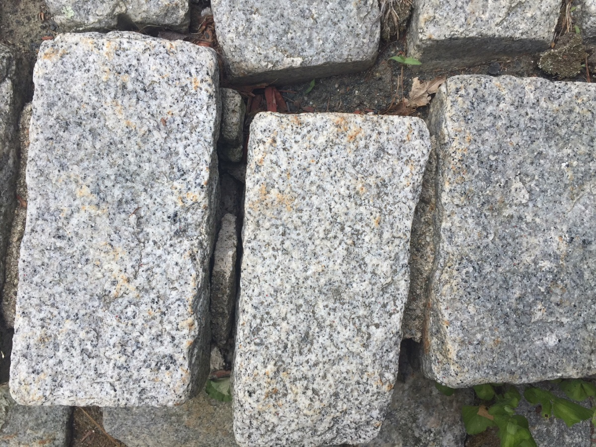 Repair Stone Walkway Steps Concrete Masonry Diy