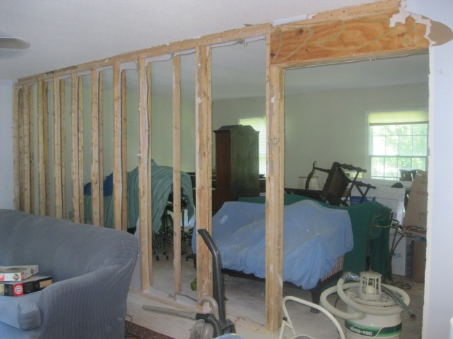 Modular Load Bearing Wall Home