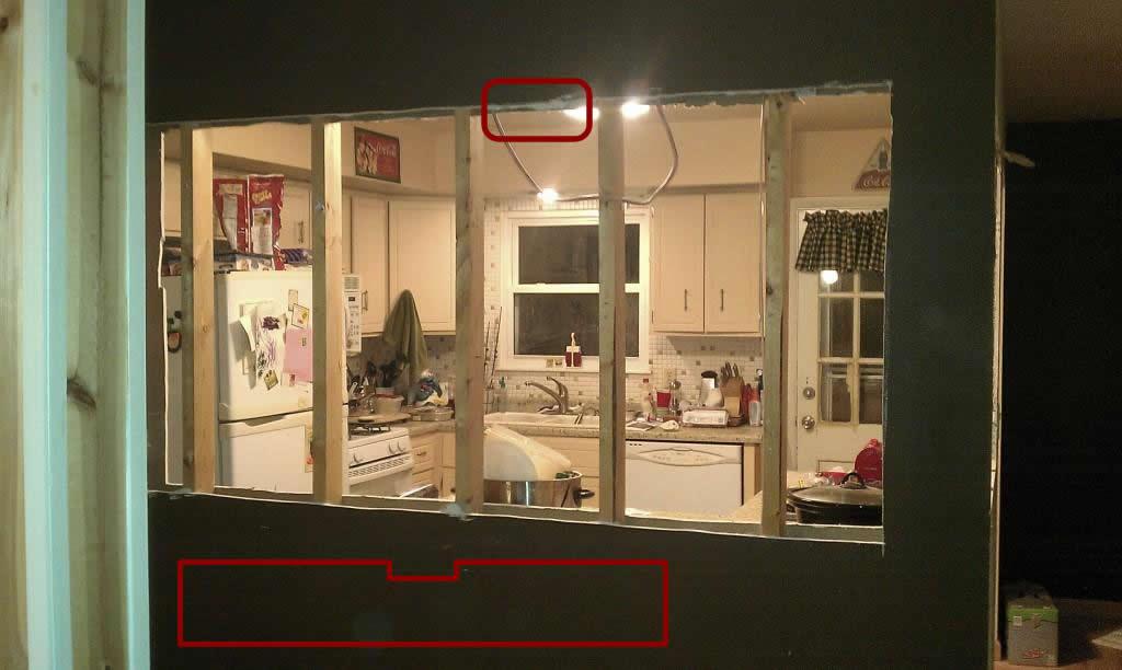 "Cut a small ""notch"" in 2x10 header-wall-pic-2.jpg"