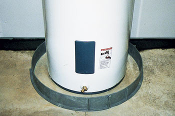 Water Heater Pan Substitute Plumbing Diy Home