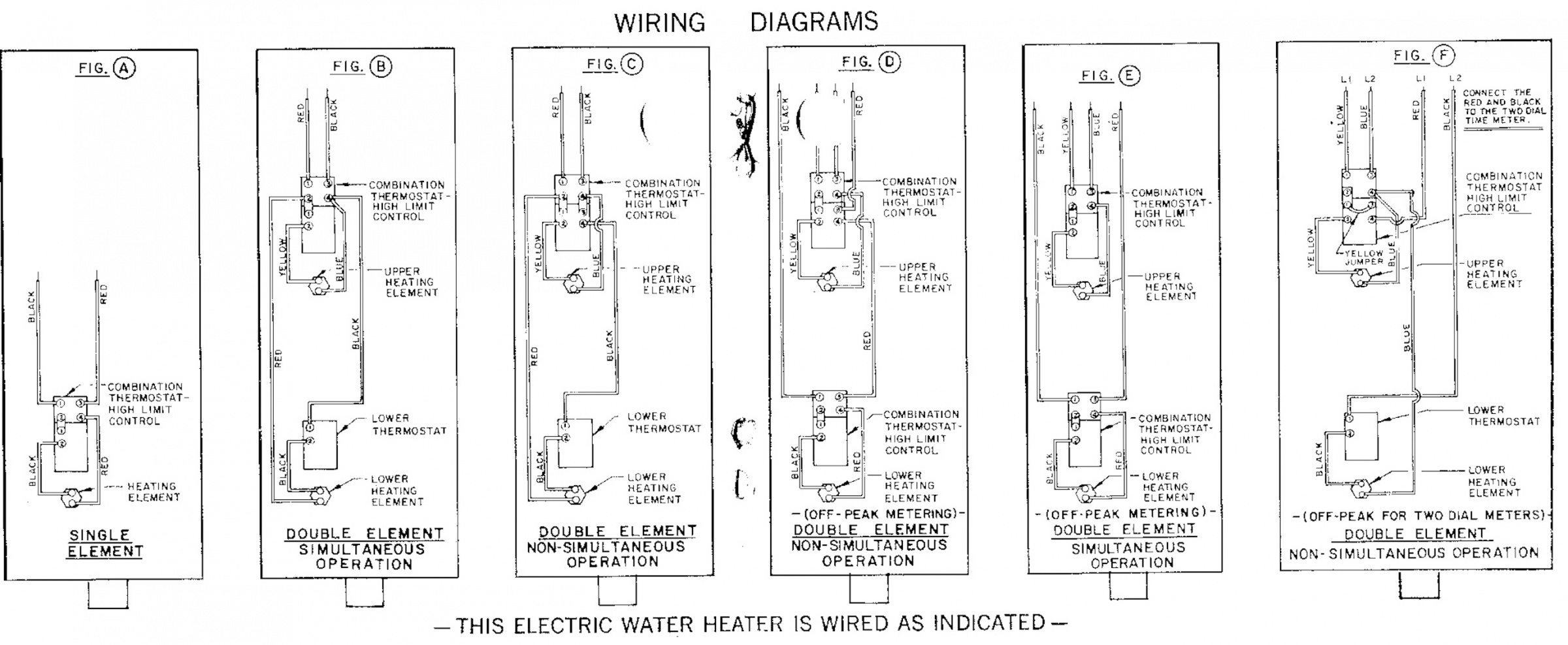 How Does A Dual-element Hwh Work  - Plumbing
