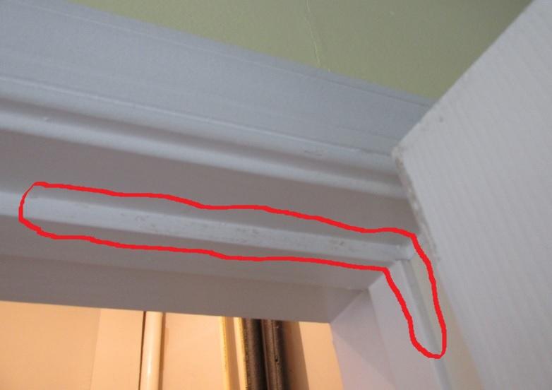 weather stripping installed on the door frame side weatherstrippingunitilitydoor3jpg - Door Frame Weather Stripping