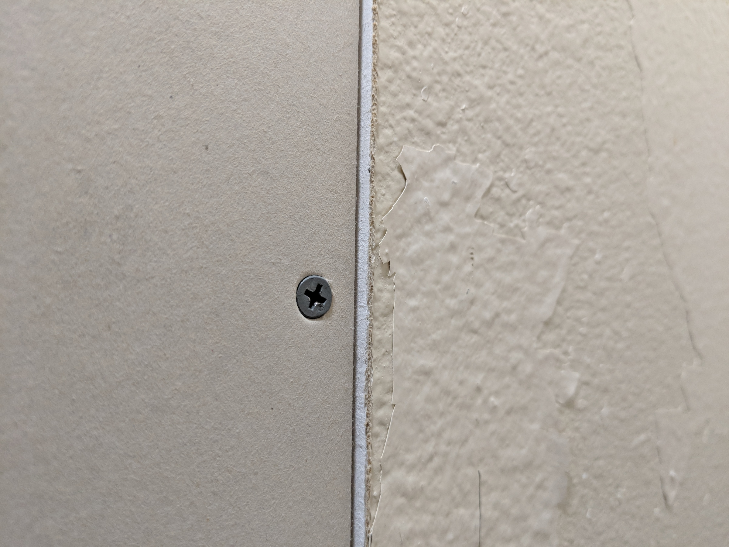 Remodeling Bathroom: Old Drywall Thicker Than New Drywall Dilemma-web1.jpg