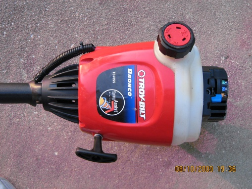 Troy Bilt 2 Cycle Gas Trimmer Will Not Start Weed Eater Troybilt