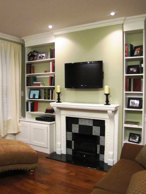 White Fireplace and Dark Cabinets Match?-white-fireplace-01.jpg