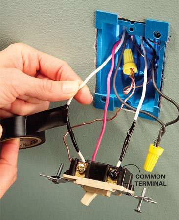 three lights one light switch electrical diy chatroom home, circuit diagram, light switch wiring three black wires