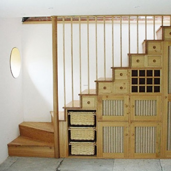 Staircase and stair area renovations-wicker-stair-storage-beachy.jpg