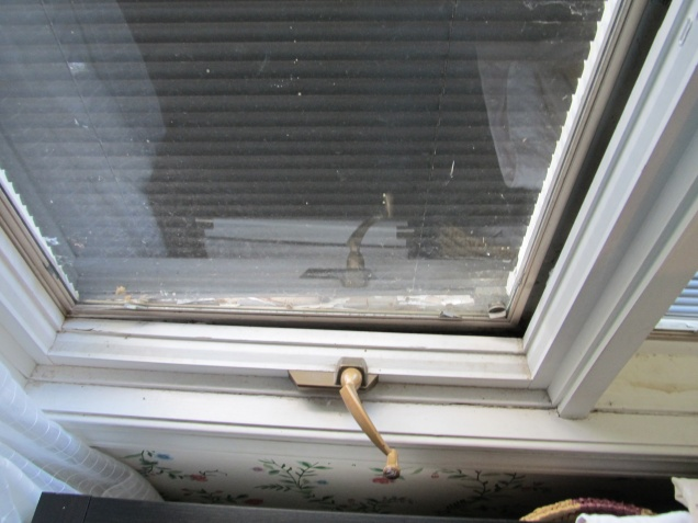 How To Remove The Outside Sash On A Pella Window Replace Broken Gl