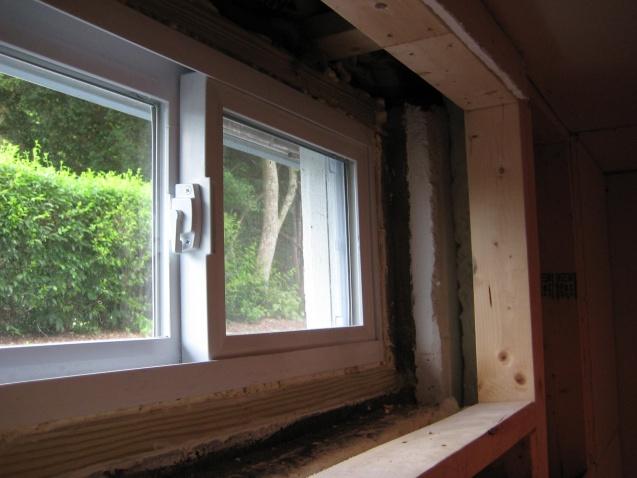 basement windows interior