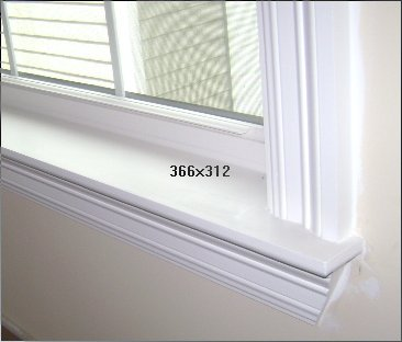 Attached Images & How To Trim Window - Carpentry - DIY Chatroom Home Improvement Forum islam-shia.org