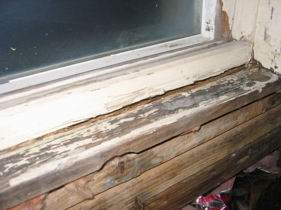 Window Sill Rotted Replace Or Repair Carpentry Diy Chatroom