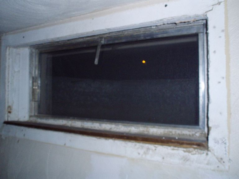 Replacement basement window how to measure general for Diy window replacement