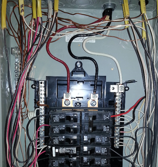Wiring Sub Panel Attached - Enthusiast Wiring Diagrams •