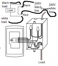 water heater thermostat wiring diagram single pole    single       pole    vs double    pole       thermostat    electrical diy     single       pole    vs double    pole       thermostat    electrical diy