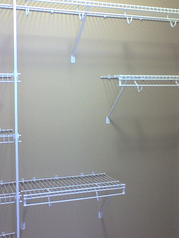 Shelving Disaster Wire Shelves