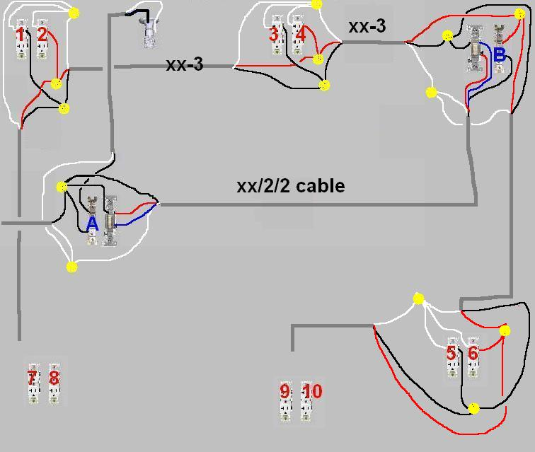 One duplex receptacle split to be controlled by 2 switches-wiring-concept.jpg