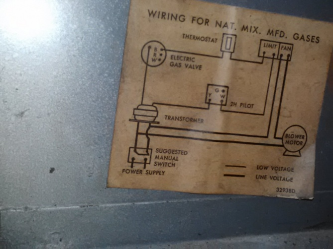 58833d1350261834 sticking gas valve wiring diagram sticking gas valve hvac diy chatroom home improvement forum