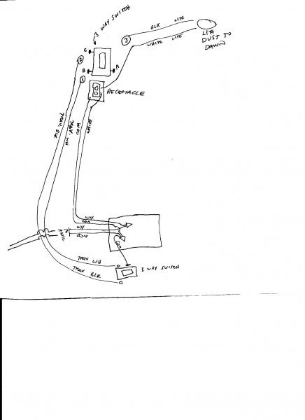 32 Dusk To Dawn Sensor Wiring Diagram