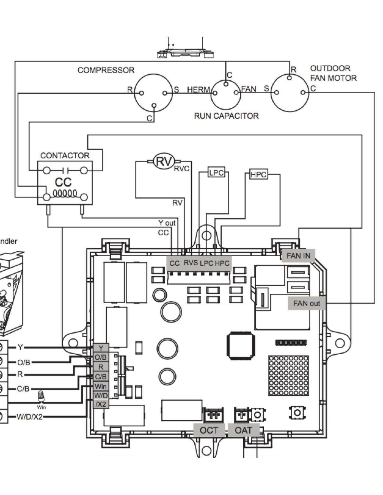 Heat Pump Diagnosis & Defrost Board Replacement Question | DIY Home  Improvement Forum | Hvac Defrost Wiring Connection Diagram |  | DIY Chatroom
