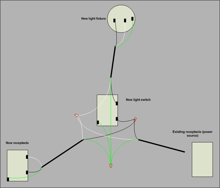 Wiring Diagram Question - Electrical