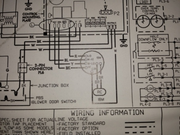 in line duct fan wiring to blower hvac diy chatroom home Inline Duct Fan Wiring Diagram