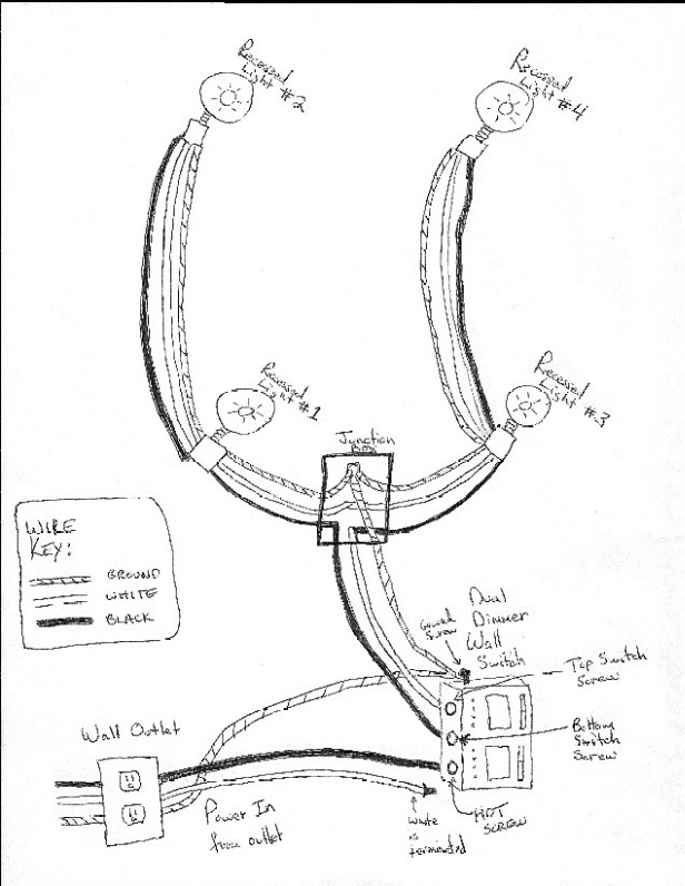 Need Help W   Wiring Project - Electrical