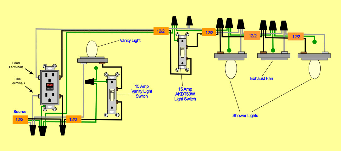 Proper Wiring Diagram - Electrical - DIY Chatroom Home ...