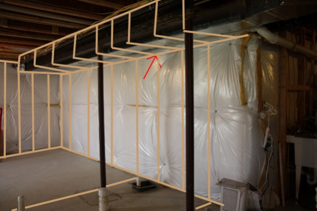 Basement Finish - Soffit Against Poured Concrete-withroughin.jpg