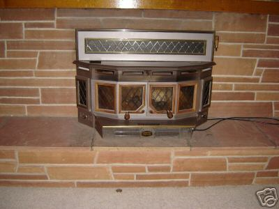 Attached Images - Wood Stove Insert Conversion To Gas... Help - Remodeling - DIY