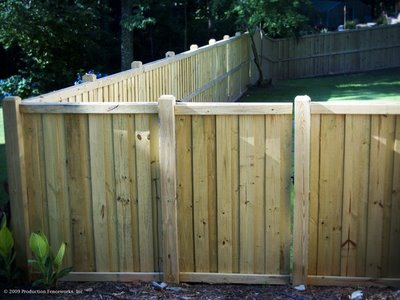 Build Wooden Privacy Fence Gate