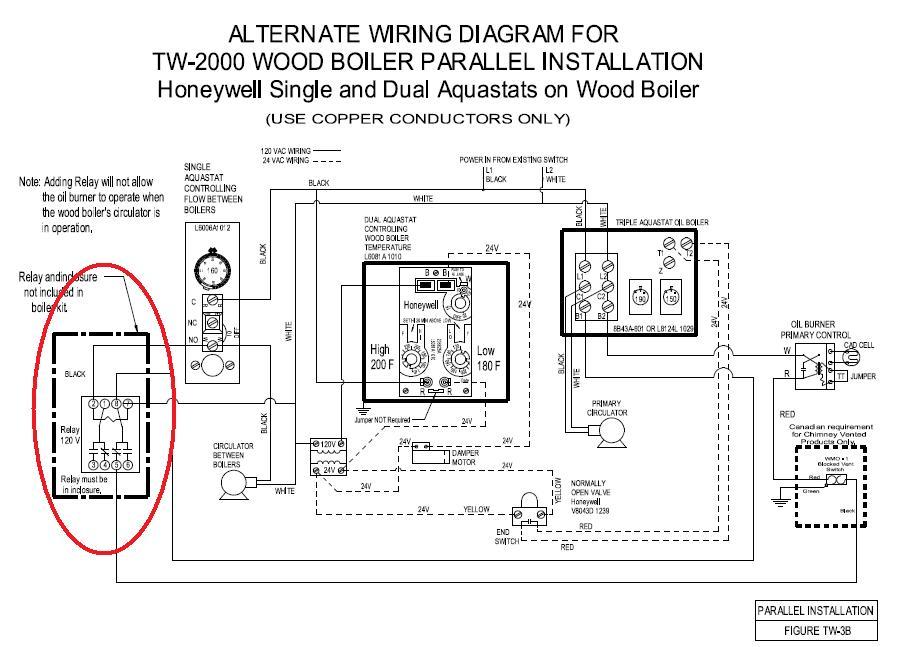 Wiring a Honeywell RA89A Relay-woodwiring.jpg