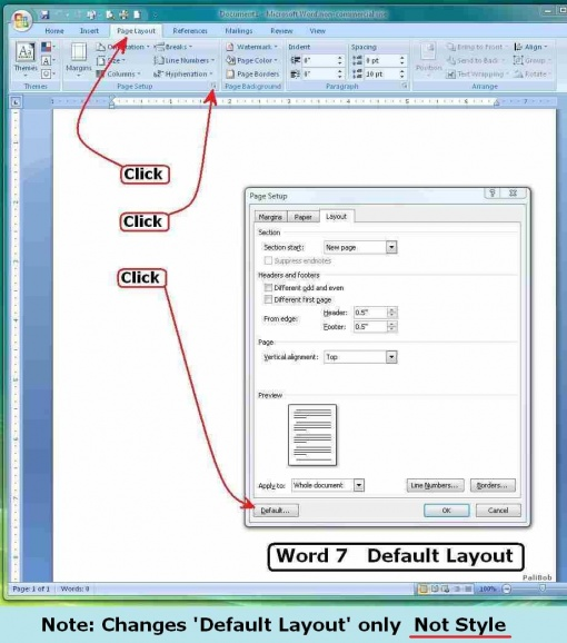 word 7 spacing of lines in documents-word7-format-2.jpg