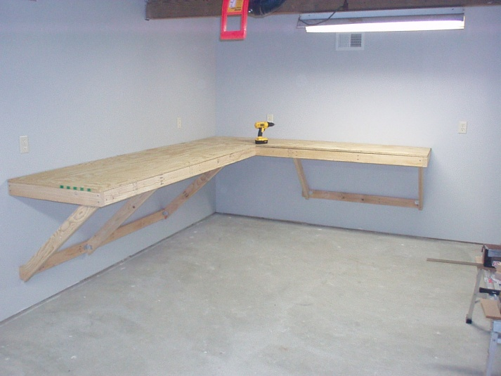 Diy Workbench Plans how to build a backyard storage shed