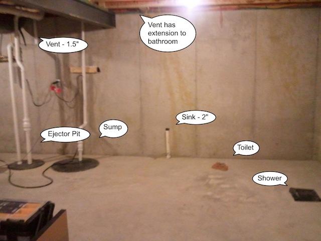 How To Plumb A Bathroom Sink Diagram