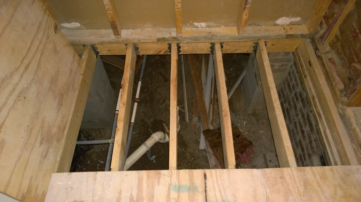 Lovely ... How To Do Shower With Linear Drain And No  Threshold Wp_20140107_19_24_09_pro ...