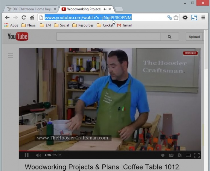 Embed Youtube Videos On Diy Chatroom Site Help And