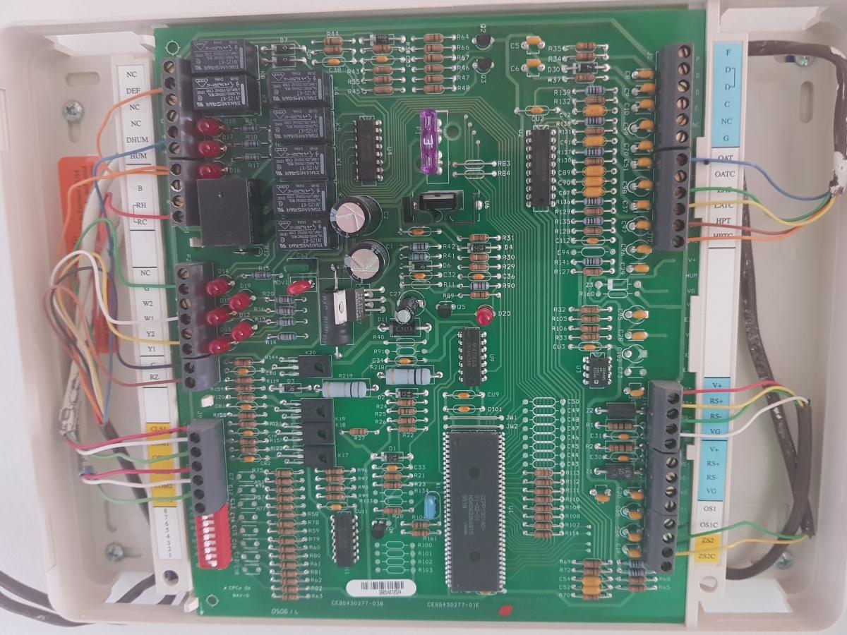 RTH8500 Wiring O And B Terminals - HVAC - Page 2 - DIY