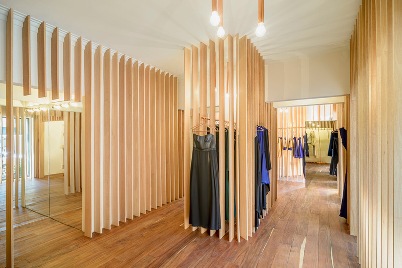 Procedures For Installing Slatted Wood Partition