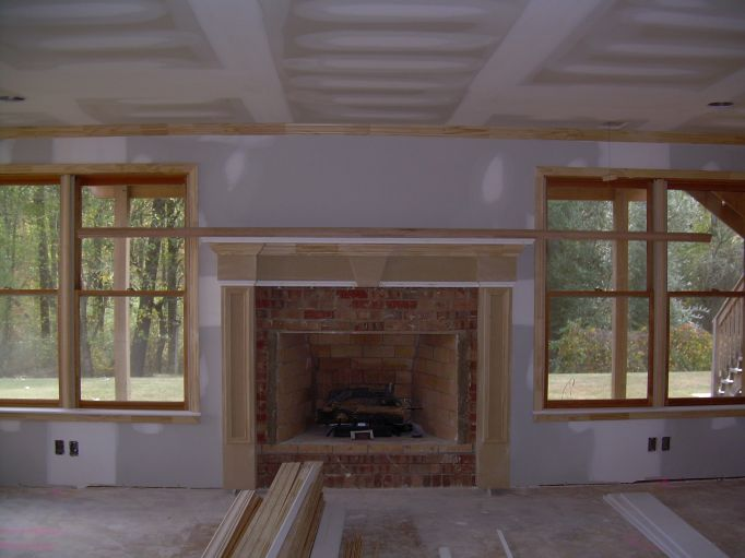 Lay sheetrock over fireplace with wood burning insert???-zynko-fire-during.jpg