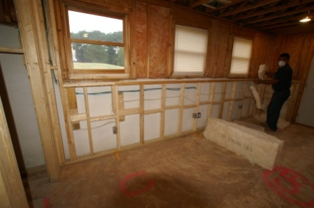 Framing A Walkout Basement Building Construction Diy Chatroom