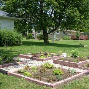 Perenial garden veiw #3