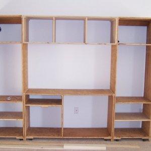 06   New Shelves   New section