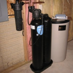 2060 installed in Oak Harbor.  Replaced a Culligan Mark 89 that let iron and hardness through