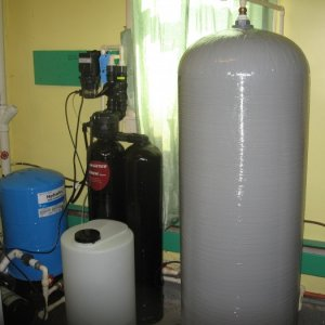 H202 system with 2060 Carbon filter  Wahlers - Rocky Ridge