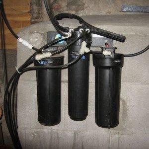 Kinetico RO with Ever-Rinse membrane circa 1993