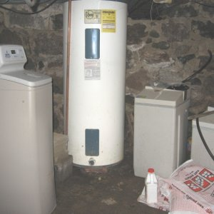 Four broken down softners and second water heater in 13 years. Replaced with 2060 in 2008