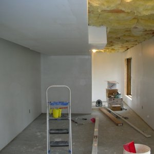 Drywall Soffits